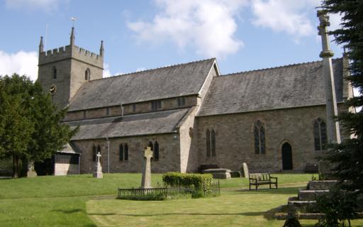 burghill church